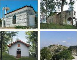 Трите параклиса